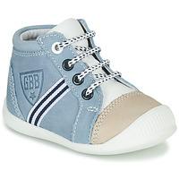 Zapatos Niño Zapatillas altas GBB GABRI Azul