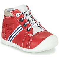 Zapatos Niño Zapatillas altas GBB GABRI Rojo