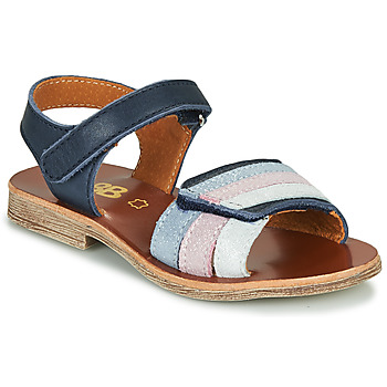 Zapatos Niña Sandalias GBB MIMOSA Marino