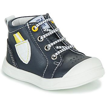 Zapatos Niño Zapatillas altas GBB GREGOR Marino