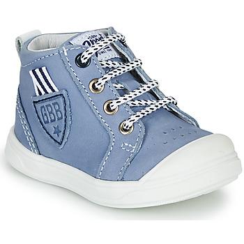 Zapatos Niño Zapatillas altas GBB GREGOR Azul