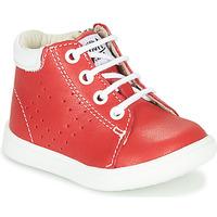 Zapatos Niño Zapatillas altas GBB FOLLIO Rojo