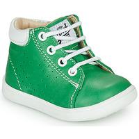 Zapatos Niño Zapatillas altas GBB FOLLIO Verde