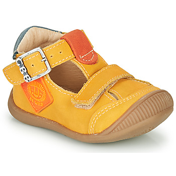 Zapatos Niño Sandalias GBB BOLINA Amarillo