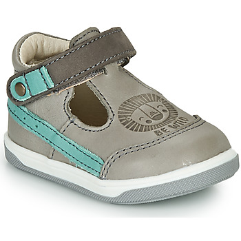 Zapatos Niño Sandalias GBB ANGOR Gris