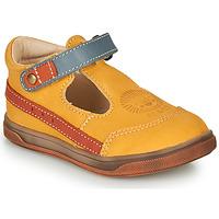 Zapatos Niño Sandalias GBB ANGOR Amarillo