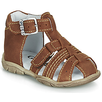 Zapatos Niño Sandalias GBB ARIGO Marrón