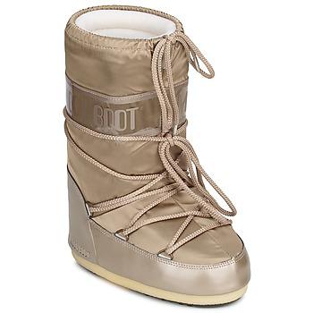 Zapatos Mujer Botas de nieve Moon Boot MOON BOOT GLANCE Platino