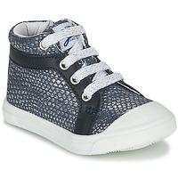Zapatos Niña Zapatillas altas GBB NAVETTE Azul