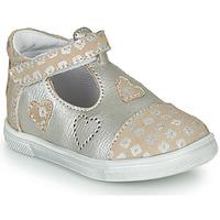 Zapatos Niña Bailarinas-manoletinas GBB ANISA Beige