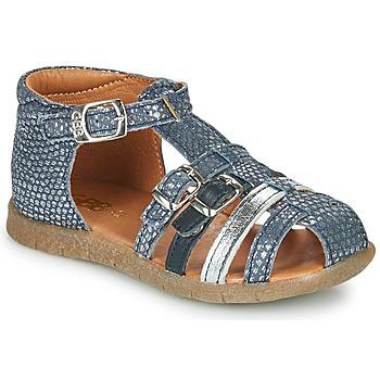 Zapatos Niña Sandalias GBB PERLE Azul