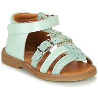 Zapatos Niña Sandalias GBB CARETTE Verde