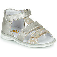 Zapatos Niña Sandalias GBB NAVIZA Beige