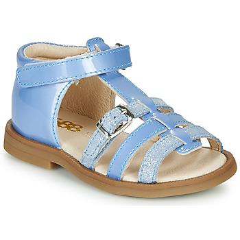 Zapatos Niña Sandalias GBB ANTIGA Azul