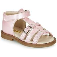Zapatos Niña Sandalias GBB ANTIGA Rosa