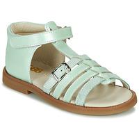Zapatos Niña Sandalias GBB ANTIGA Verde