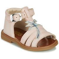 Zapatos Niña Sandalias GBB ARAGA Rosa