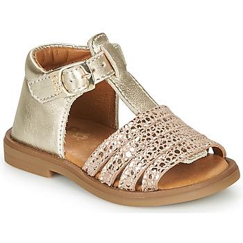 Zapatos Niña Sandalias GBB ATECA Oro