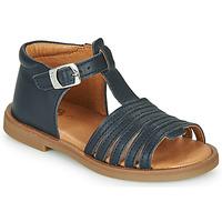 Zapatos Niña Sandalias GBB ATECA Marino