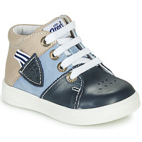Zapatos Niño Zapatillas altas GBB AMOS Azul