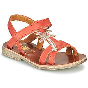 Zapatos Niña Sandalias GBB SAPELA Coral