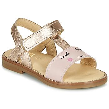 Zapatos Niña Sandalias GBB NAZETTE Rosa