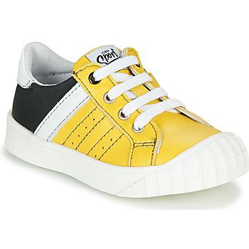 Zapatos Niño Zapatillas bajas GBB LINNO Amarillo