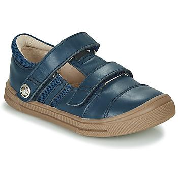 Zapatos Niño Sandalias GBB MANUK Azul