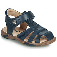 Zapatos Niño Sandalias GBB LUCA Azul