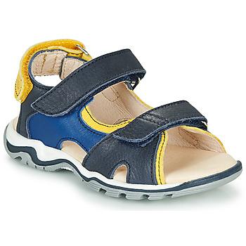 Zapatos Niño Sandalias GBB DIMOU Azul