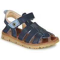 Zapatos Niño Sandalias GBB PATHE Azul