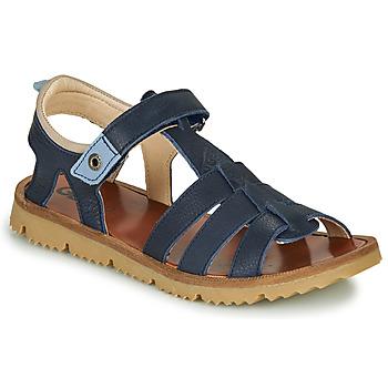 Zapatos Niño Sandalias GBB PATHE Marino