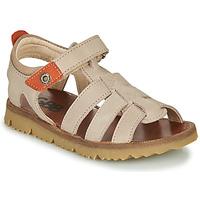 Zapatos Niño Sandalias GBB PATHE Beige