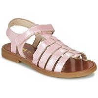 Zapatos Niña Sandalias GBB KATAGAMI Rosa