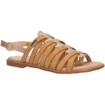 Zapatos Niña Sandalias Pepe jeans PGS90123 ELSA Marrón