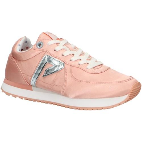 Zapatos Niña Multideporte Pepe jeans PGS30390 SYDNEY 325 PINK Rosa