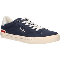 Zapatos Niño Multideporte Pepe jeans PBS30402 TENNIS Azul