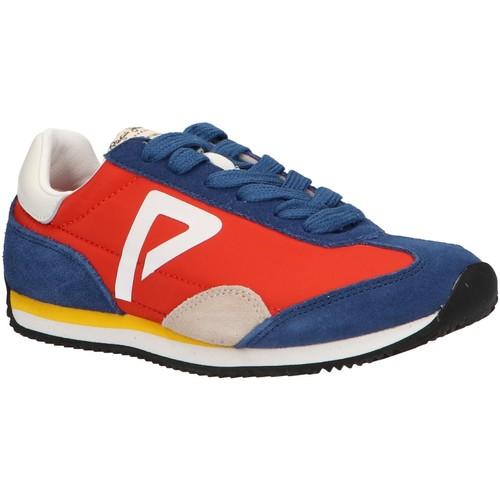 Zapatos Niño Multideporte Pepe jeans PBS30390 TAHITI Rojo
