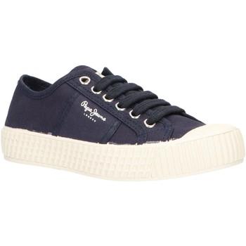 Zapatos Niño Multideporte Pepe jeans PBS30408 BELIFE Azul