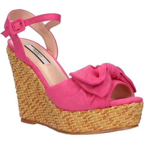 Zapatos Mujer Alpargatas Pepe jeans PLS90376 OHARA Rojo