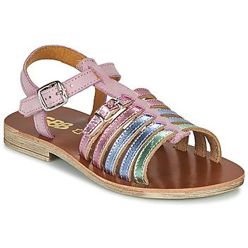 Zapatos Niña Sandalias GBB BANGKOK Rosa