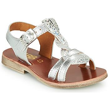 Zapatos Niña Sandalias GBB EUGENA Plata