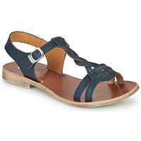 Zapatos Niña Sandalias GBB EUGENA Azul