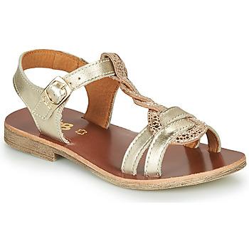 Zapatos Niña Sandalias GBB EUGENA Oro