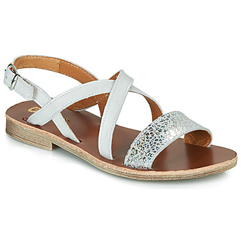 Zapatos Niña Sandalias GBB FAVOLA Blanco