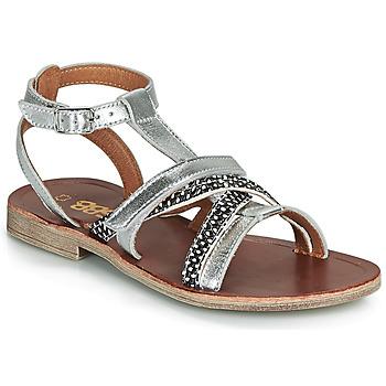 Zapatos Niña Sandalias GBB JULIA Plata
