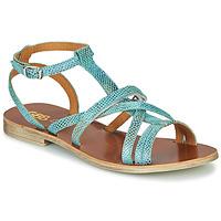 Zapatos Niña Sandalias GBB JULIA Azul