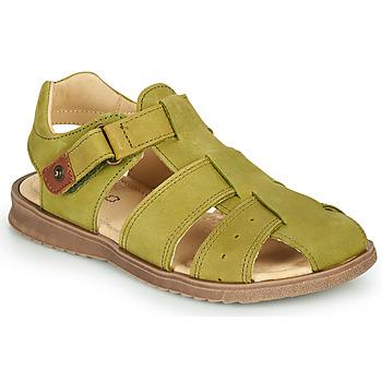 Zapatos Niño Sandalias GBB JAMIK Verde