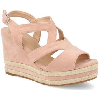 Zapatos Mujer Sandalias Ainy CF-17 Rosa