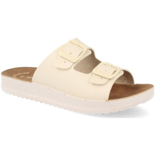 Zapatos Mujer Zuecos (Mules) Ainy HG19-715 Beige